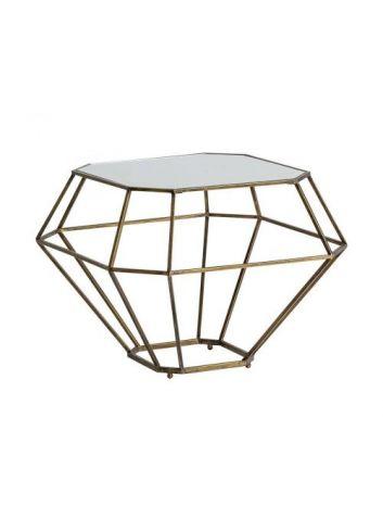 mesa centro ovalada elevable