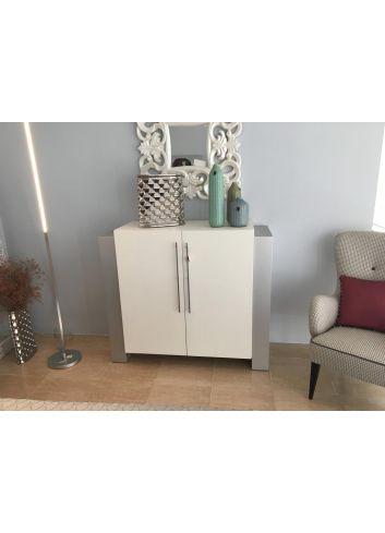mueble puertas almacenaje