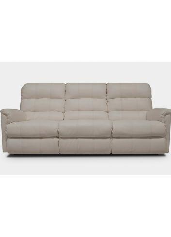 sofa fedra losbu piel choco oferta