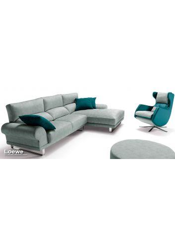 sofa loewe divani star
