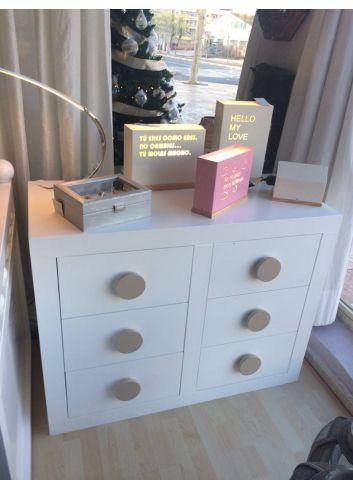 comoda trebol mobiliario