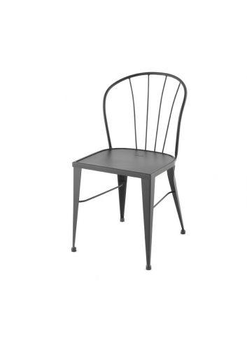 silla industrial  en hierro