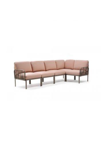 Sofá rincones  cómodo 5 exterior