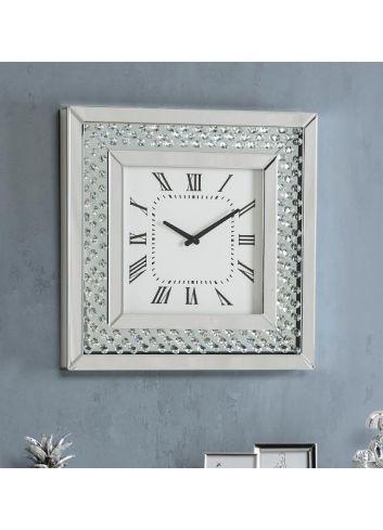 Reloj cristalitos