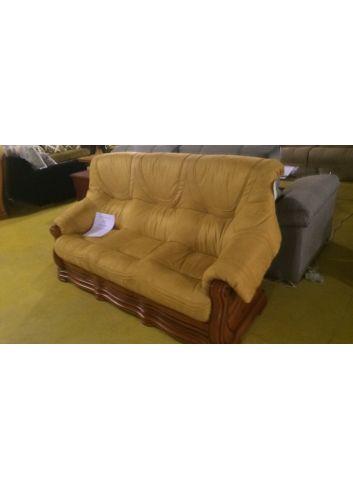 Sofá madera vista