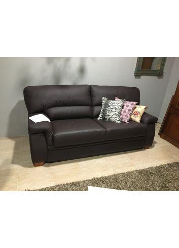 Sofá cama en piel divani star